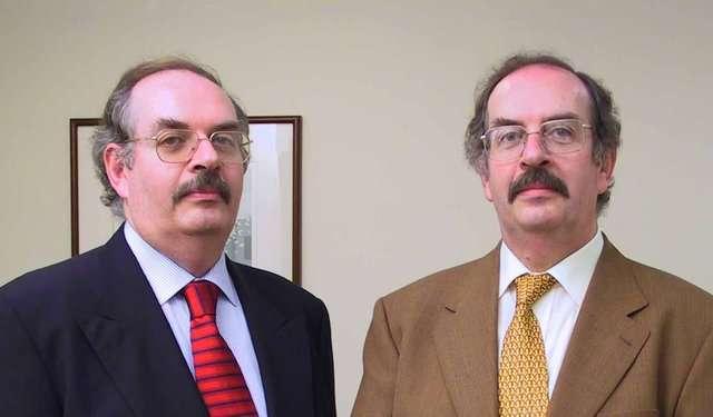 Eduardo e Luís Barreiros